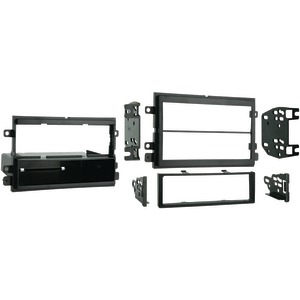 METRA 2004 - 2010 Ford(R) F150-Lincoln-Mercury Single- or Double-DIN Installation Kit 99-5807