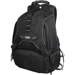 MOBILE EDGE 17.3 Inch. Premium Notebook Backpack (Black-Charcoal) MEBPP1