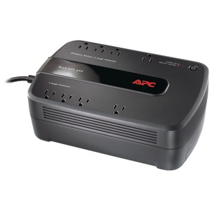 APC Back-UPS 650 8-Outlet 650VA System BE650G1
