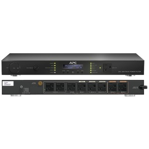 APC 9-Outlet G-Type 20-Amp Rack-Mountable Energy-Saving Power Conditioner G50B-20A2