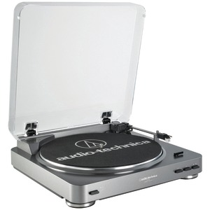AUDIO TECHNICA Fully Automatic Belt-Driven Turntable AT-LP60
