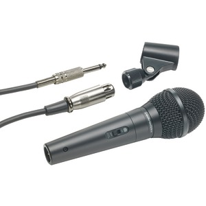 AUDIO TECHNICA Dynamic Vocal-Instrument Microphone (Unidirectional) ATR-1300