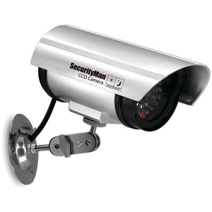 SECURITY MAN Simulated Indoor Camera with LED SM-3601S