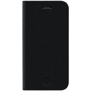MACALLY iPhone(R) 6 Plus 5.5 Inch. Slim Folio Case with Stand (Black) FOLIOP6LB