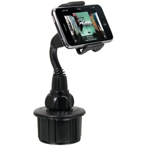 MACALLY iPhone(R)-iPod(R) Adjustable Cup Holder MCUP