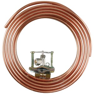 GENERIC Ice Maker Hookup Kits (20ft Kit Self-Piercing Valve) 4096310102014