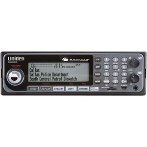 UNIDEN Bearcat Digital Base-Mobile Scanner BCD536HP