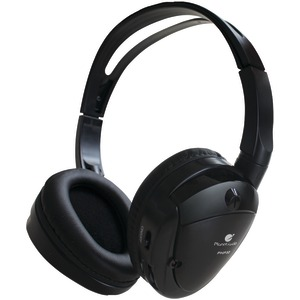 PLANET AUDIO Dual-Channel IR Wireless Headphones PHP32
