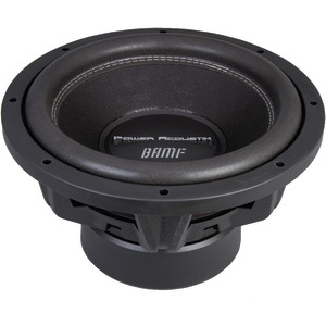 POWER ACOUSTIK 3500-Watt BAMF Series 12 Inch. Dual 2ohm  Subwoofer BAMF 122