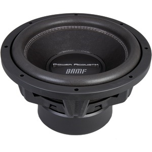 POWER ACOUSTIK 3800-Watt BAMF Series 15 Inch. Dual 2ohm  Subwoofer BAMF 152