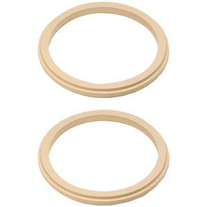 INSTALL BAY MDF Speaker Rings Pair (8 Inch. x 1-2 Inch.) SR8