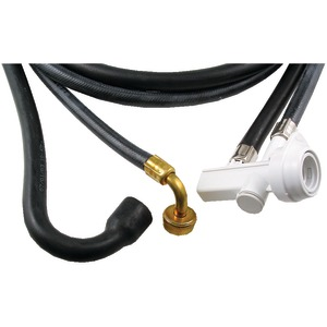 Hose Assembly 8ft (Whirlpool(R) flange)