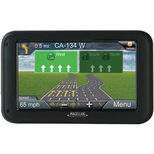 RoadMate(R) 5255T-LM 5 Inch. GPS Device with Free Lifetime Map & Traffic Updates