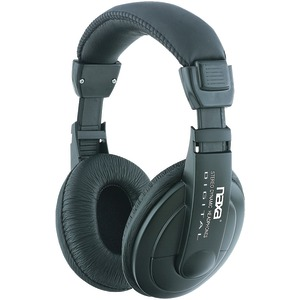Super Bass Professional Digital Stereo Headphones with Volume Control
