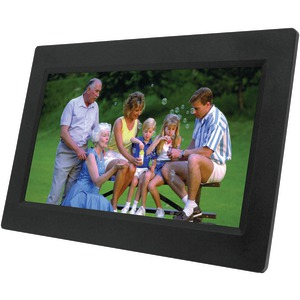 NAXA TFT LED Digital Photo Frame (10.1 Inch.) NF-1000
