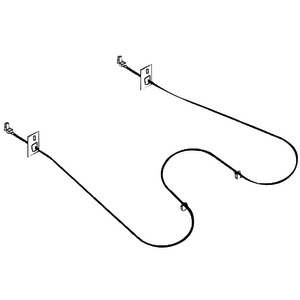 EXACT REPLACEMENT PARTS Bake Broil or Bake-Broil Element (Bake-Broil Element) ERB837