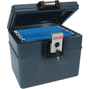 FIRST ALERT .62 Cubic-ft Fire & Water File Chest 2037F