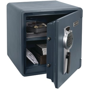 FIRST ALERT 1.31 Cubic-ft Waterproof Fire Safe with Digital Lock 2092DF