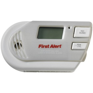 3-in-1 Explosive Gas & Carbon Monoxide Alarm