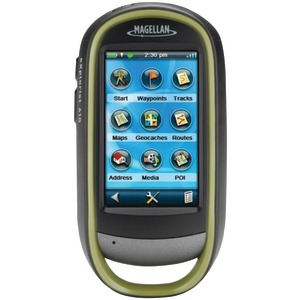 eXplorist 610 Handheld GPS Receiver with Camera Compass & Barometer