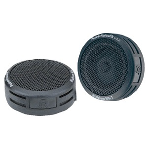 POWER ACOUSTIK 200-Watt 2-Way-Mount Tweeters NB-1