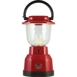 GE 350-Lumen Enbrighten(R) Lantern (Crimson Red) 11012