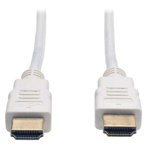 TRIPP LITE High-Speed HDMI(R) Cable (3ft) P568-003-WH