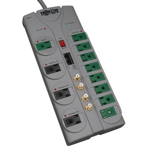 12-Outlet Energy-Saving Surge Protector