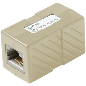 STEREN CAT-5E Coupler (Ivory) 310-039IV