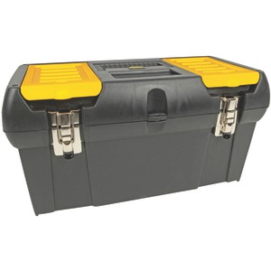19 Inch. Tool Box with Removable Tray