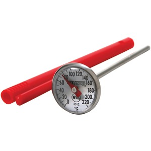 TAYLOR Instant Read 1 Inch. Dial Thermometer 3512