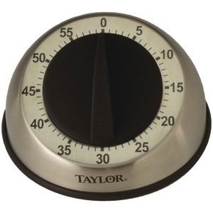 TAYLOR Easy-Grip Mechanical Timer 5830