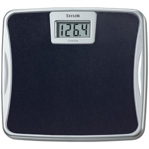 Silver Platform Lithium Electronic Digital Scale