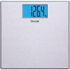 TAYLOR Digital Scale with Stainless Steel Textured Platform 74134102