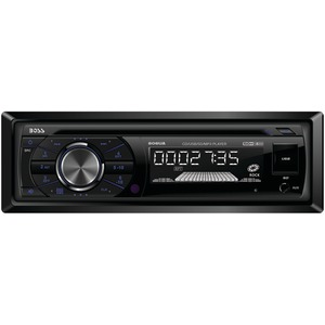 BOSS AUDIO Single-DIN In-Dash MP3-Compatible CD & AM-FM Receiver 506UA
