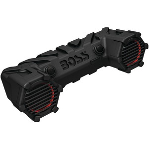 BOSS AUDIO All-Terrain 450-Watt Sound System with Internal Amp 6.5 Inch. Speakers Bluetooth(R) & RGB Illumination ATV30BRGB