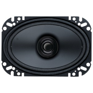 BOSS AUDIO BRS Series Dual-Cone Replacement Speaker (4 Inch. x 6 Inch.) BRS46