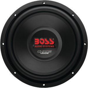 BOSS AUDIO Chaos Series Dual-Voice Coil Subwoofer (10 Inch.) CH10DVC