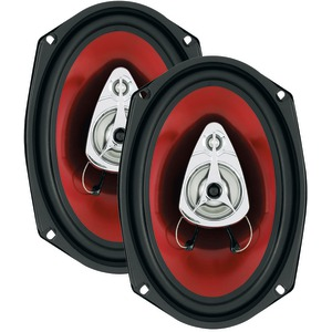 BOSS AUDIO Chaos Series Speakers (6 Inch. x 9 Inch. 400 Watts) CH6930