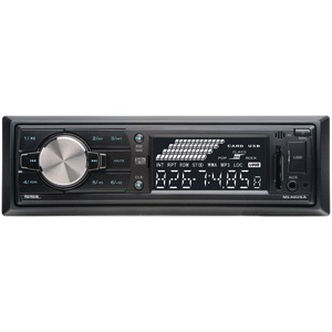 SOUNDSTORM Single-DIN In-Dash Mechless Receiver ML40USA