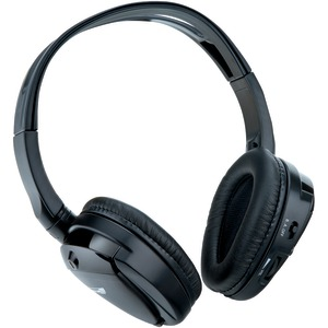 SOUNDSTORM Dual-Channel Foldable IR Cordless Headphones SHP32