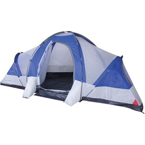 STANSPORT 3-Room Grand 18 Dome Tent 2260