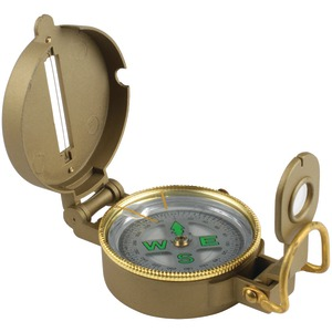 STANSPORT Lensatic Liquid Compass 555-P