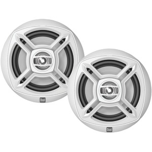 DUAL Marine DM Series 6.5 Inch. Dual-Cone Speakers DMP672
