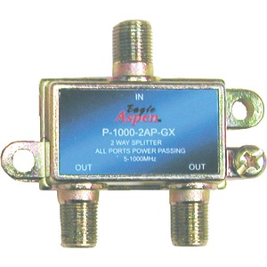 EAGLE ASPEN 1000MHz Splitter (2 Way) 500302