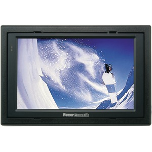 POWER ACOUSTIK 7 Inch. Cut-in Widescreen Headrest Monitor PT-700MHR