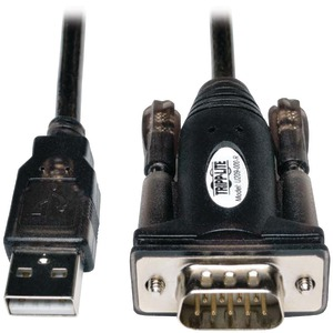 TRIPP LITE USB to Serial Adapter 5ft U209-000-R