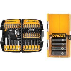DEWALT 38-Piece Impact Driver Accessory Set DW2169