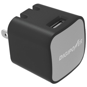 DIGIPOWER InstaSense(TM) 2.4-Amp Single USB Wall Charger IS-AC2