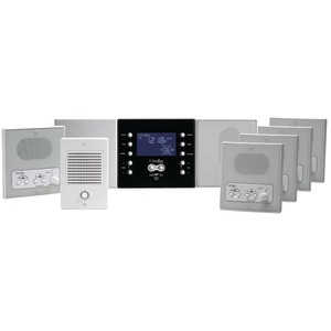 M&S SYSTEMS Indoor Intercom & Sound Starter Package DMC1PACK